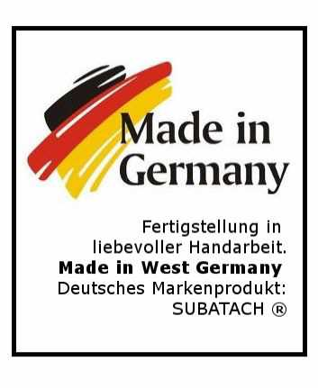 Augenkissen - Made in West Germany